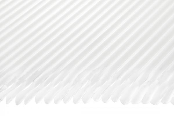 Löffel Trinkhalme, 6x208 mm, transparent 100 Stk./Beutel*