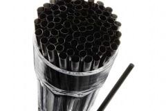Strohhalm-Trinkhalme-Strohhalme-Trinkhalm-Caipi-8x145mm-250Stueck-schwarz