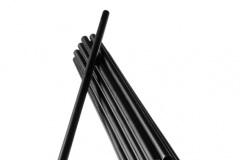 Strohhalm-Trinkhalme-Strohhalme-Trinkhalm-Gerade-7x240mm-250Stueck-schwarz