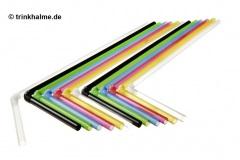 Strohhalm-Trinkhalme-Strohhalme-Trinkhalm-Knick-Flex-5x240mm-250Stueck-buntgemischt